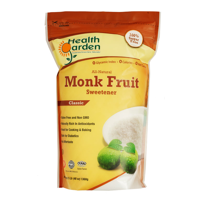 Health Garden Monk Fruit Classic Sweetener, 3 Lb