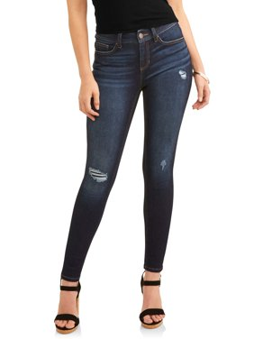 Time and Tru Women's Core Skinny Jean