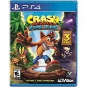 Crash Bandicoot N. Sane Trilogy, Activision, PlayStation 4, 047875882225