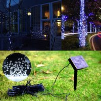 Ktaxon Fairy Solar String Lights, LED Outdoor Waterproof Light for Garden, Patio, Wedding ,Backyard, Party