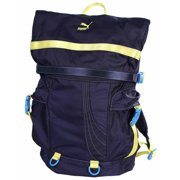 37c5a9841708 Puma Super Backpack Recyclable Carry All Bag-Navy Blue