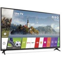 "LG 65"" Class 4K (2160P) Ultra HD Smart LED TV (65UJ6300)"