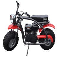 Coleman Powersports BT200X Gas Powered Mini Bike - Red and Black