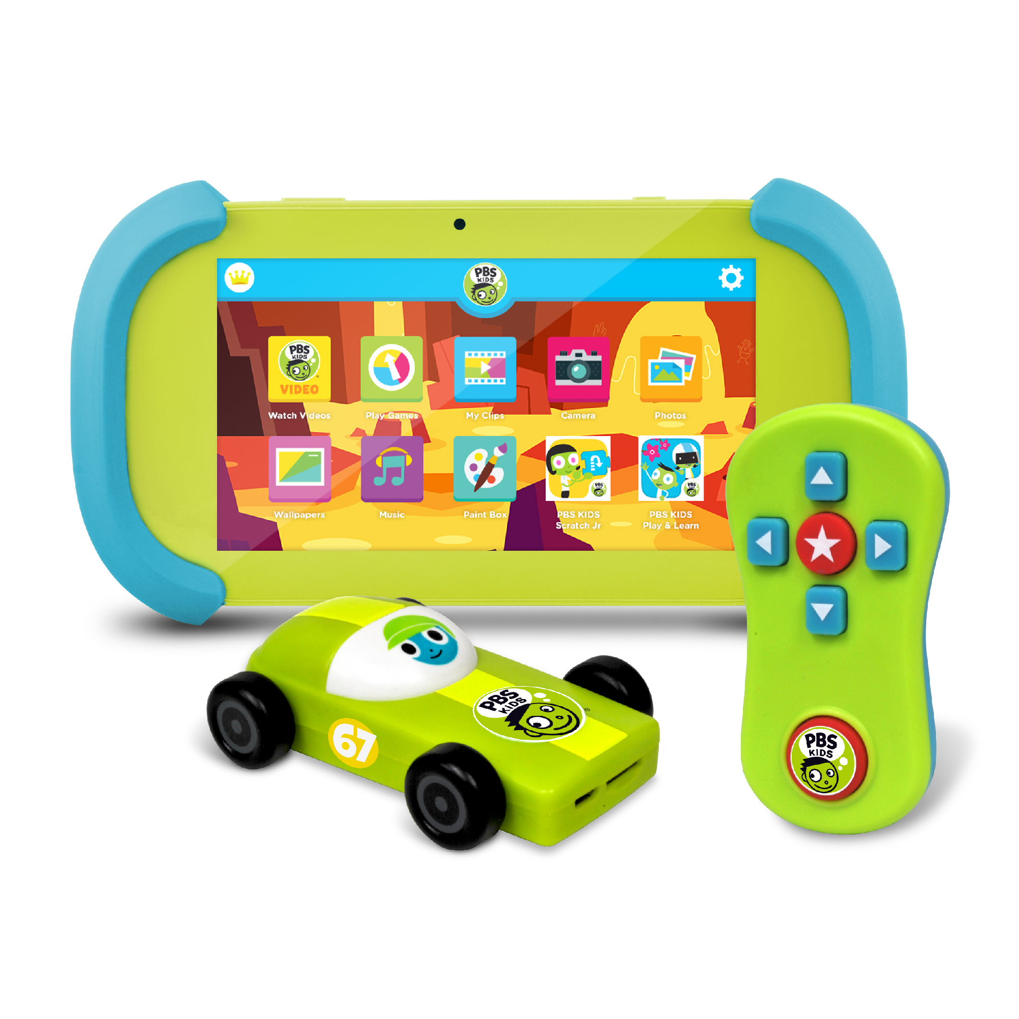 Ematic PBS Kids Playtime Pad 7