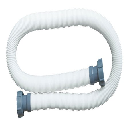 "Intex Swimming Pool 1-1/2"" Accessory Pool Pump Replacement Hose, White"
