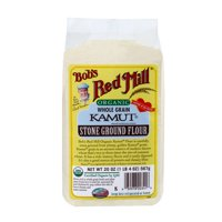 Bob's Red Mill Organic Whole Grain Kamut Stone Ground Flour, 20.0 OZ
