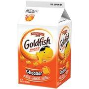 (2 Pack) Pepperidge Farm Goldfish Cheddar Crackers, 30 oz. Carton