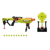 Nerf Rival Jupiter XIX-1000 Edge Series Blaster with Target and 10 Rounds