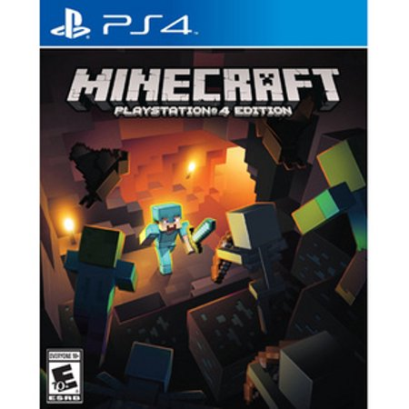 Minecraft Sony Playstation 4 711719053279 Walmart Com