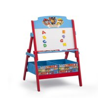 Nick Jr. PAW Patrol Activity Easel with Storage by Delta Children