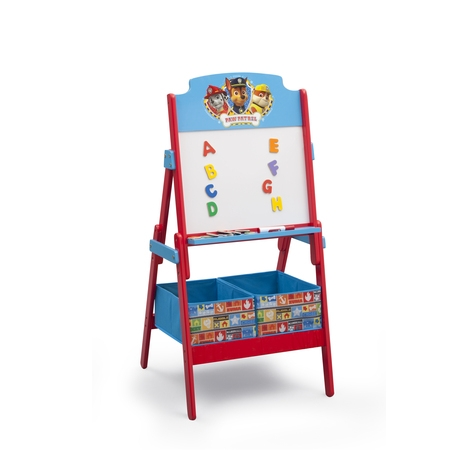 Nick Jr. PAW Patrol Activity Easel with Storage by Delta (Freestanding Easel)