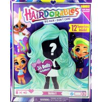 Hairdorables Series 1 Collectible Dolls Surprise Pack (1 Doll, 11 Accessories)