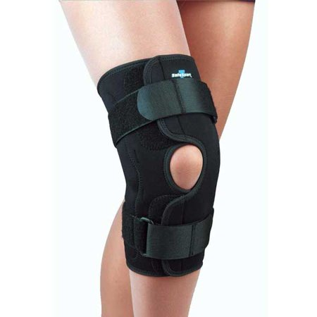 FLA Safe T-Sport Wrap-Around Hinged Knee Brace - 3X-Large