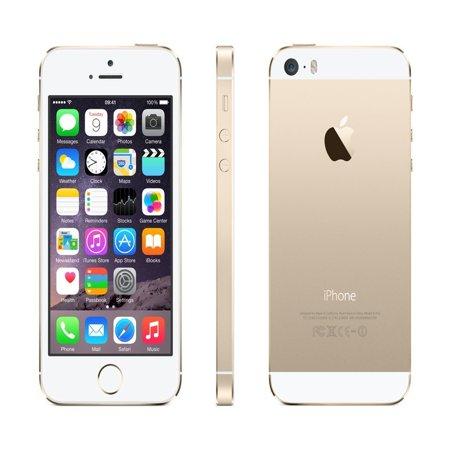 Refurbished Apple iPhone 5s 16GB, Gold - Unlocked Verizon Wireless ()