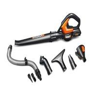 Worx WG545.1 WORXAIR Lithium Multi-Purpose Blower/Sweeper/Cleaner, 20-volt