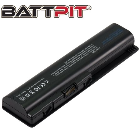 - BattPit: Laptop Battery Replacement for HP Pavilion dv6-1103au 462889-261 462890-421 511872-002 HSTNN-DB72 HSTNN-N50C KS524AA