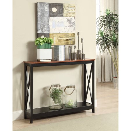 Jamestown Oxford - Convenience Concepts Oxford Console Table, Multiple Colors