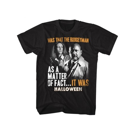 Halloween Scary Horror Slasher Movie It Was Black Adult T-Shirt Tee](It Almost Halloween Tumblr)