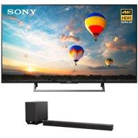 Sony XBR-55X800E 55-inch 4K HDR Ultra HD Smart LED TV (2017 Model) w/ Sony HT-ST5000 7.1.2ch 800W Dolby Atmos Sound Bar