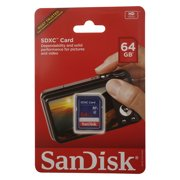 SanDisk 64 GB Class 4 SDXC Card