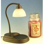 Aurora Black Candle Warmer Gift Set - Warmer and Courtneys 26 oz Candle - O CHRISTMAS TREE