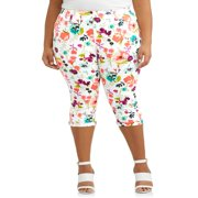Best Jeggings - Women's Plus Size Jegging Capri Review