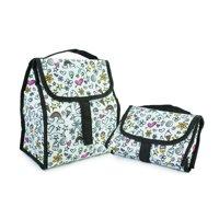 Mod-Geo Lunch Bag