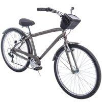 "Huffy 27.5"" Parkside Men's 7-Speed Bike with Lightweight Aluminum Frame"