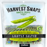 Harvest Snaps Lightly Salted Snapea Crisps