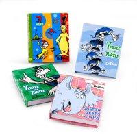 Dr. Seuss Little Notebook, Assorted, 8-Pack