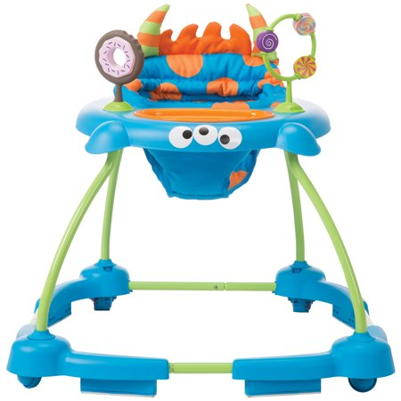 Cosco Simple Steps Baby Walker, Monster Syd - Baby Monster Inc