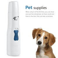 Premium Pet Nail Clipper Paws Grooming Trimmer Nail Grinder for Medium and Small Pets