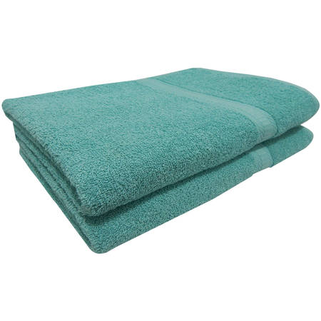Mainstays Basic Cotton 2 Piece Bath Sheet Towel (Best Superior Bath Towel Sets)
