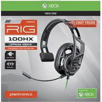 Plantronics RIG 100HX Camo Chat Gaming Headset for Xbox One