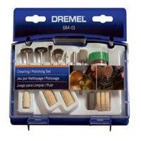Dremel 684-01 20-Piece Cleaning & Polishing Kit