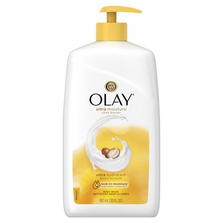 Kneipp Essential Oils Body Wash ((2 pack) Olay Ultra Moisture Shea Butter Body Wash, 30 oz )