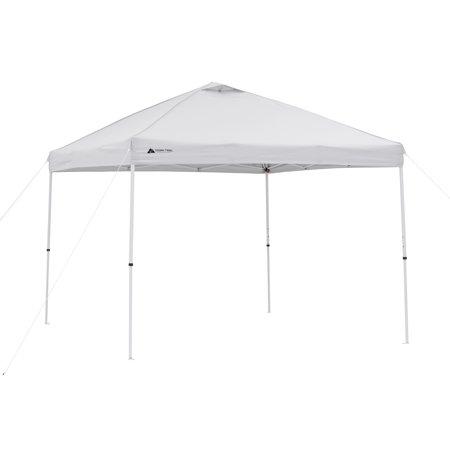 Ozark Trail 10' x 10' Straight Leg Instant Canopy (Rotary Canopy)