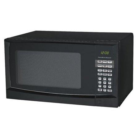 Hamilton Beach 0.9 Cu. Ft. Black Digital (Hamilton Beach 0-9 Cu Ft 900w Microwave)