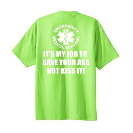 EMS My Job Adult T-shirt
