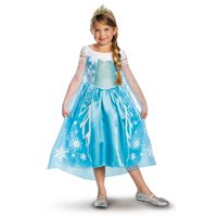 Frozen - Elsa Deluxe Costume