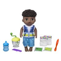 Baby Alive Sweet Spoonfuls Baby Doll Boy- Black Hair