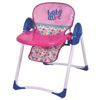 Baby Alive Doll Deluxe Highchair