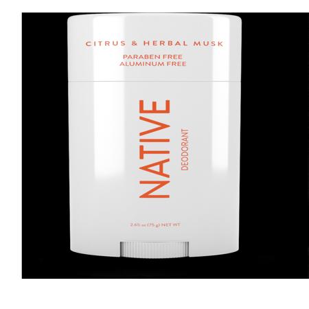 Native Deodorant Citrus & Herbal - Citrus Deodorant Cologne