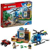 LEGO Juniors Mountain Police Chase 10751 (115 Pieces)
