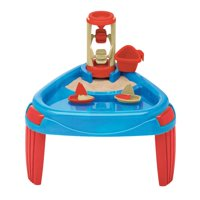 American Plastic Toys Sand and Water Play Table