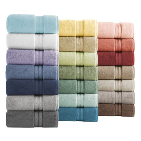 Better Homes & Gardens Thick & Plush Solid Towel (Best Superior Bath Towel Sets)