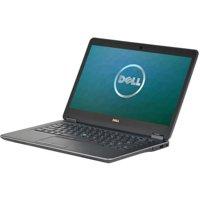 "Refurbished Dell Latitude E7440 14"" Laptop, Windows 10 Pro, Intel Core i7-4600U Processor, 16GB RAM, 750GB Hard Drive"