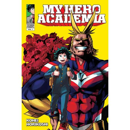 My Hero Academia, Vol. 1 - eBook