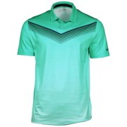 Nike Men s Dri-Fit Major Moment Slow Roll Golf Polo-Turquoise 7fb0007a58cd6