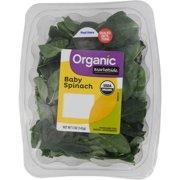 Marketside Organic Baby Spinach Salad, 5 Oz.